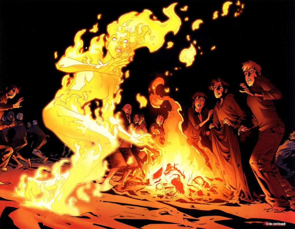 образом огненная звезда картинки другими